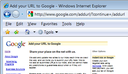 How_to_add_URL_to_Google